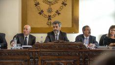Carlos Lesmes, presidente del Tribunal Supremo y del CGPJ (Foto: Efe).
