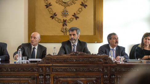 Carlos Lesmes, preisdente del Tribunal Supremo y del CGPJ (Foto: Efe).