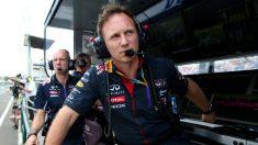 Christian Horner lamenta la situación que vive Fernando Alonso. (Getty)