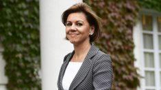 María Dolores de Cospedal. (Foto: AFP)