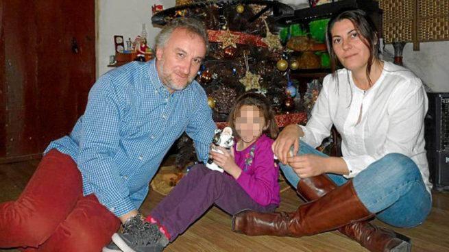 Caso Nadia: Fernando Blanco, Nadia y Margarita Garau.