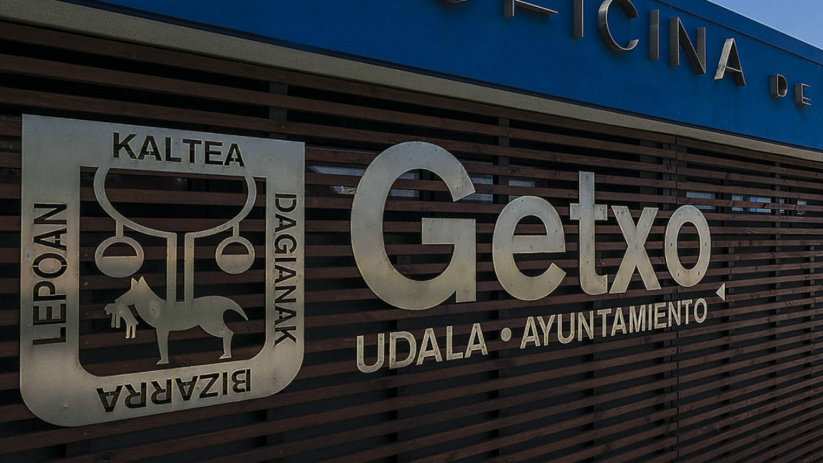 Oficina municipal en Guecho (Foto: getxo.eus).