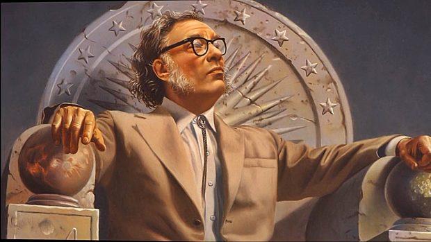 Isaac Asimov frases celebres a