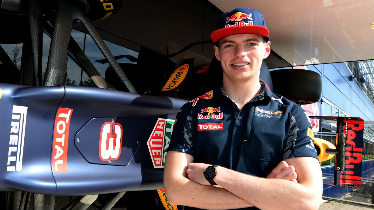 Los éxitos obtenidos en la pista no impiden que Max Verstappen tenga un comportamiento humilde fuera de ella. (Getty)