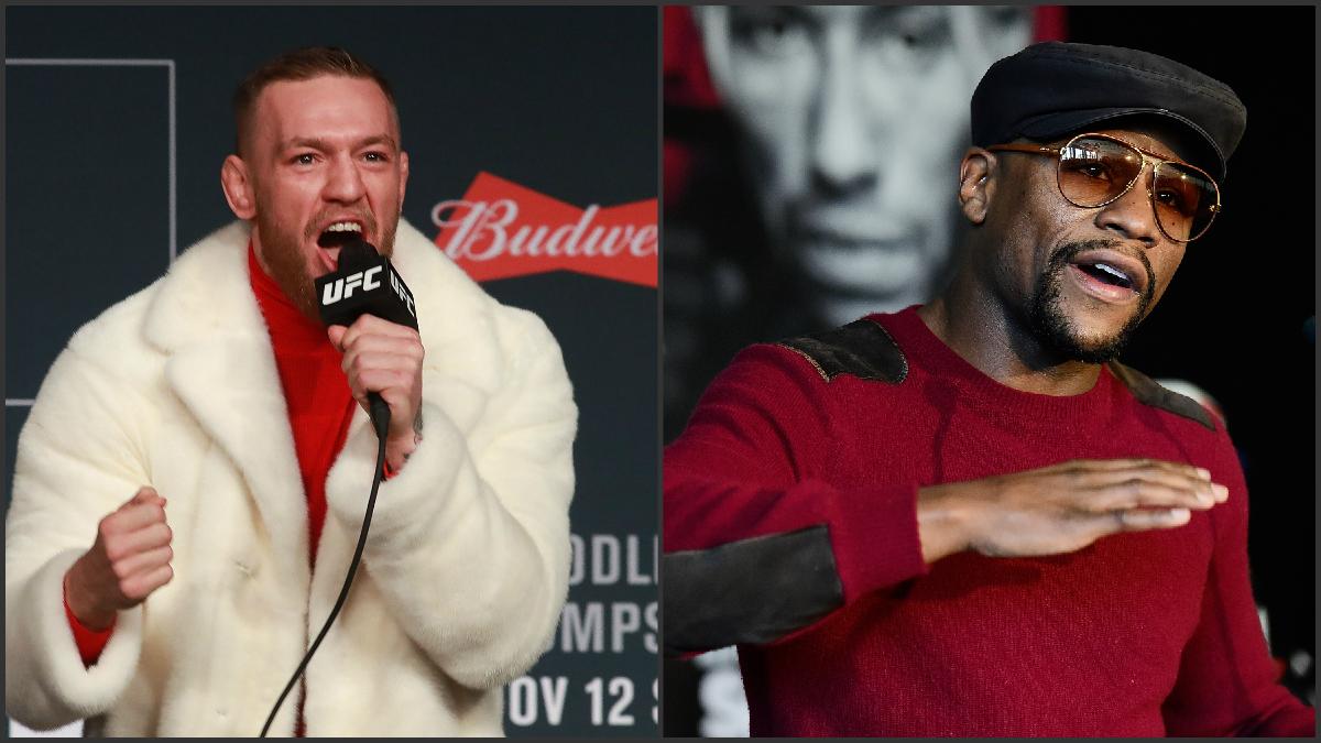Mayweather ha aceptado luchar contra McGregor.