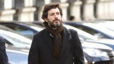 Oleguer Pujol en la Audiencia Nacional. (Foto: EFE).