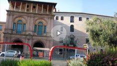 El Instituto de Educación Secundaria (IES) Licenciado Francisco Cascales de Murcia, donde estudiaba la niña acosada.