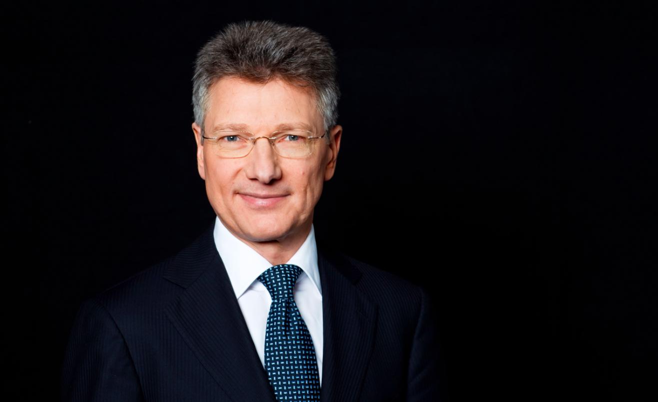 Elmar Degenhart, CEO Continental (Foto: Continental)
