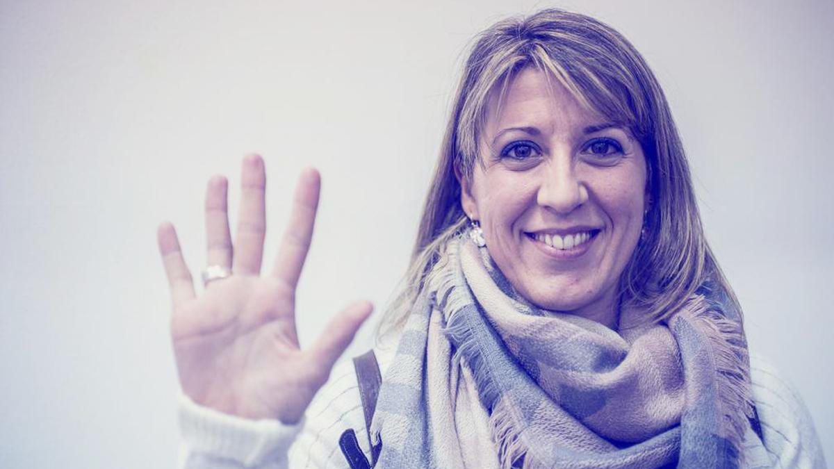 Carmen Santos. (Foto: Podemos)