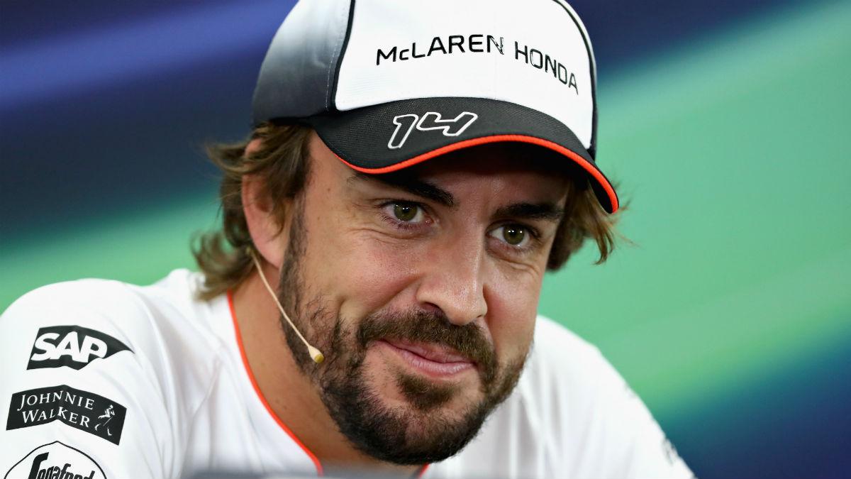 Fernando Alonso ya sabe cuándo va a conocer su nuevo coche. (Getty)