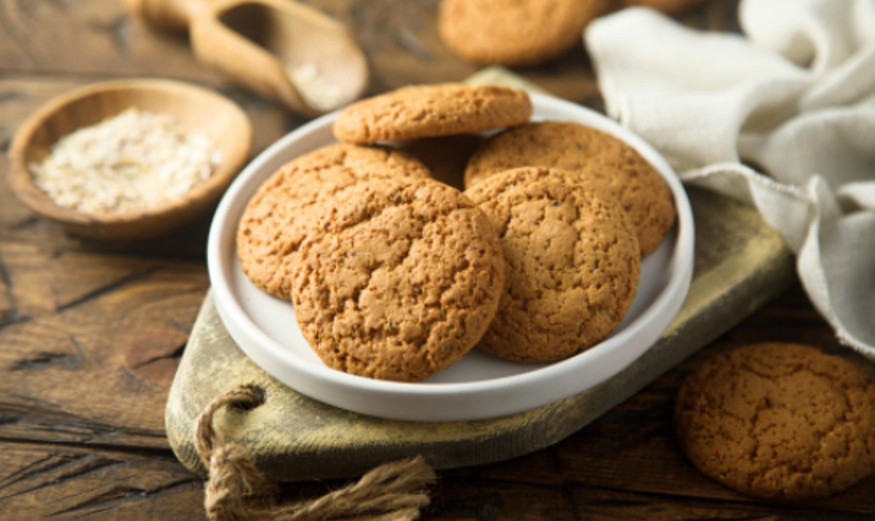 Galletas sin mantequilla de vainilla: repostería rápida