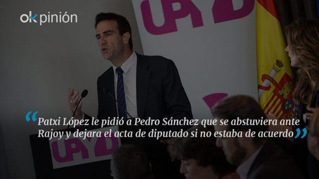 López y el futuro del PSOE: romper con el PSC o nada