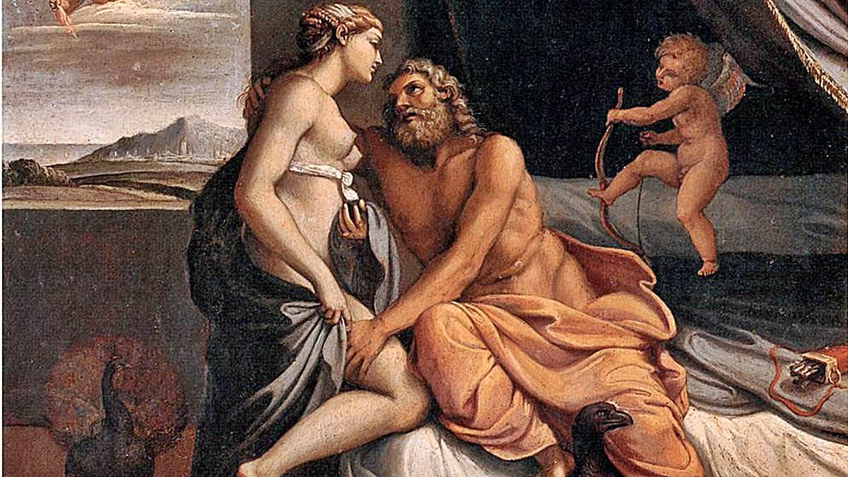 Los casos más aberrantes de incesto en la mitología griega