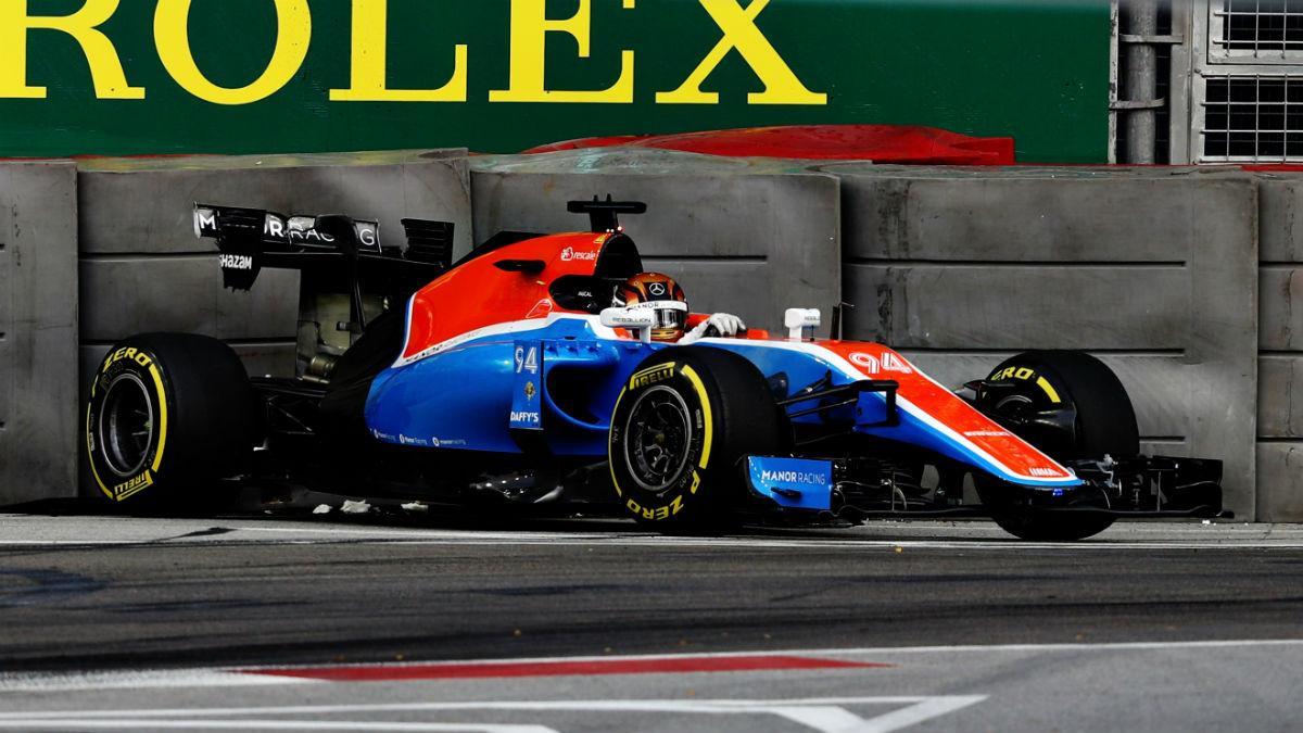 Manor podría haber disputado su última carrera de Fórmula 1 en Abu Dhabi 2016. (Getty)