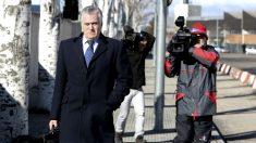El ex tesorero del PP Luis Bárcenas. (Foto: EFE)