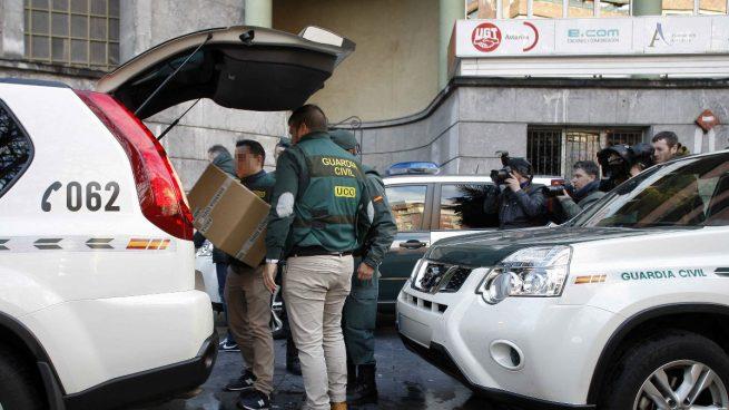 El ex secretario general de UGT Asturias es detenido por fraude en cursos de formación
