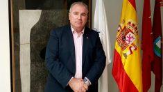 Alfonso Sánchez, presidente de la AVT.