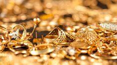El oro, el mineral más valioso de la Tierra (2)
