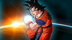 Son Goku, embajador de los Juegos Olímpicos de Tokio 2020.
