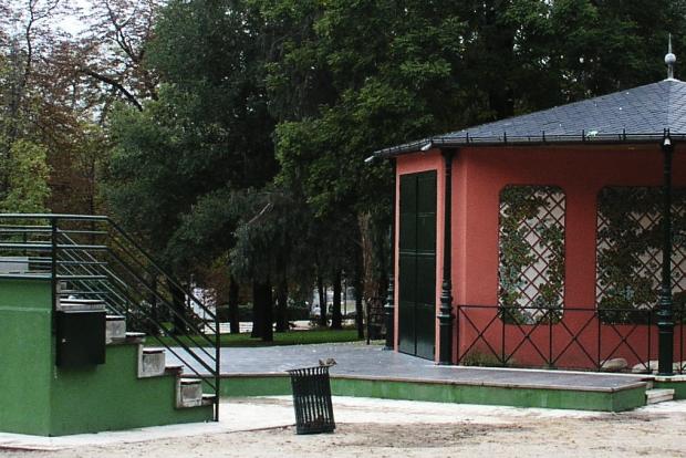 El Teatro de Títeres de Retiro. (Foto: WM)