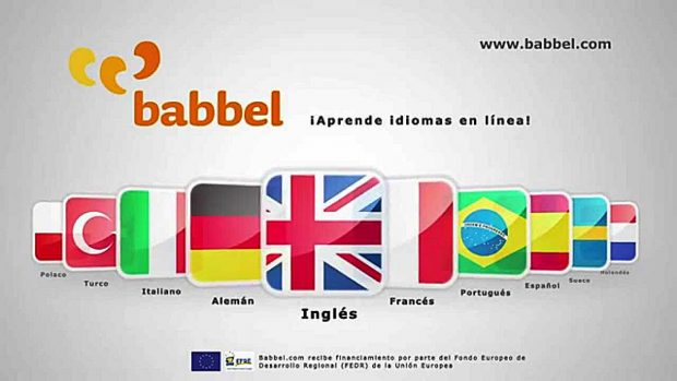 webs apprendre l'anglais gratuit babbel