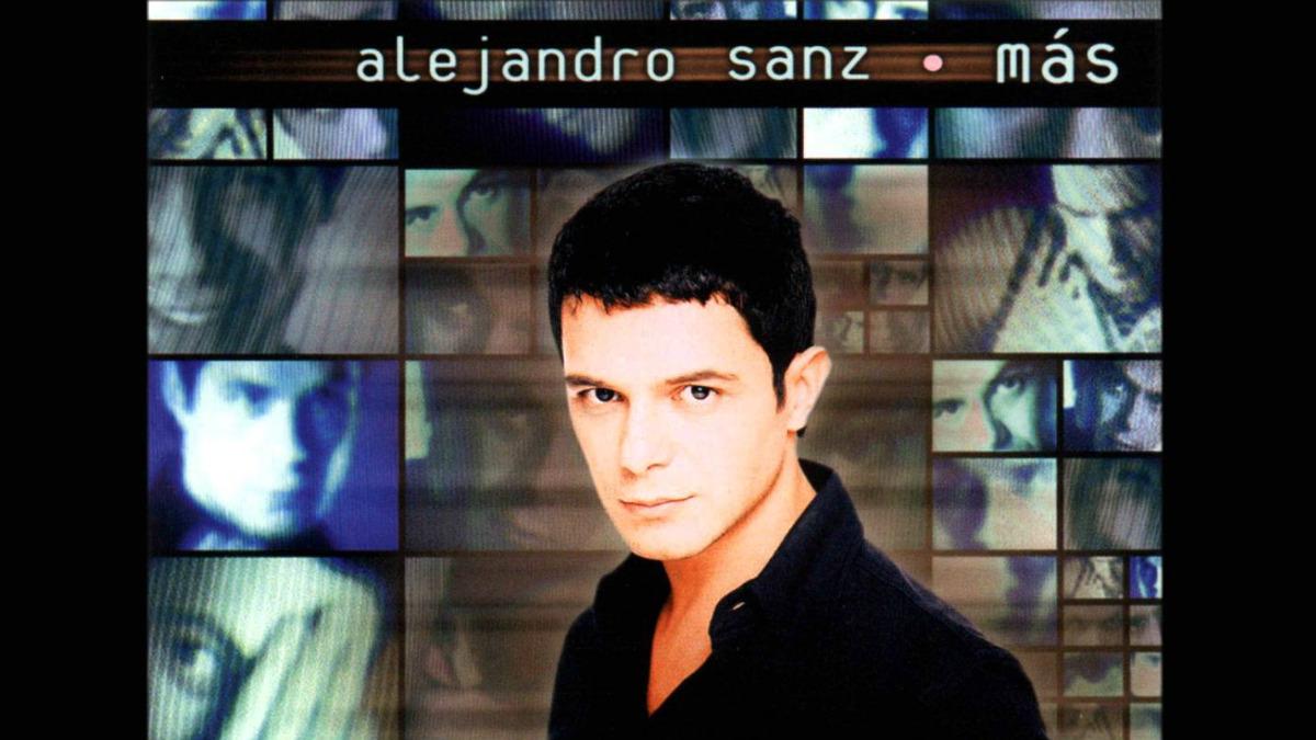 El disco 'Mas' de Alejandro Sanz (1997) es el más vendido de la historia en España, con 2,2 millones de copias.