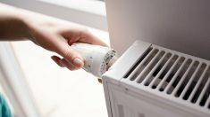 Calefacción (Foto: GETTY/ISTOCK).