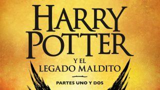 'Harry Potter y el legado maldito'.