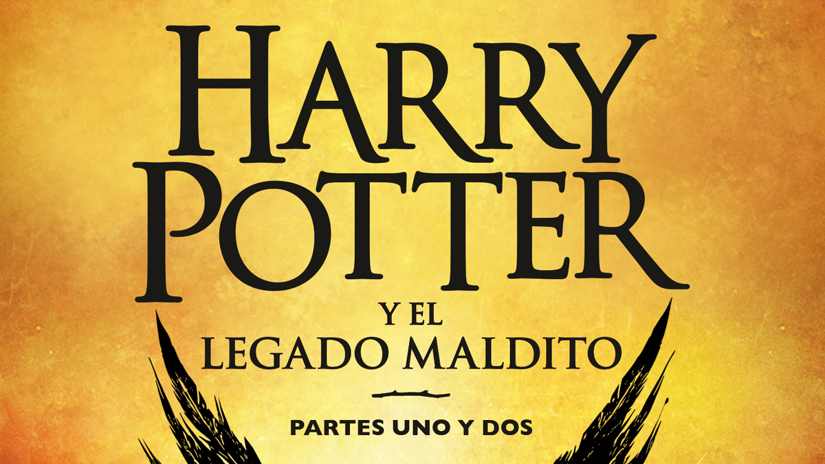 'Harry Potter y el legado maldito'.