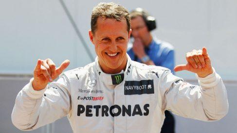 Más de tres años después de su accidente, prácticamente nadie sabe nada sobre el estado de salud de Michael Schumacher. (Getty)