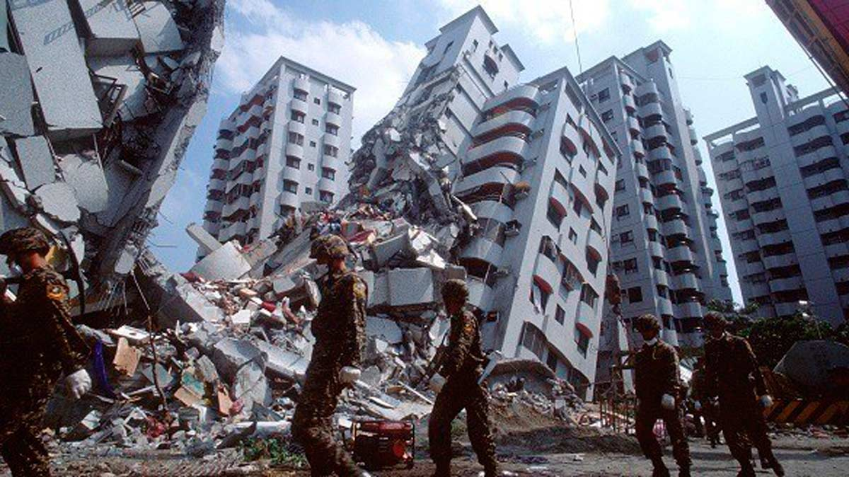 Los 6 terremotos más desastrosos de Sudamérica