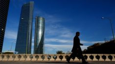 Cuatro Torres de Madrid (Foto: GETTY).