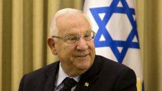 Reuven Rivlin, presidente del Estado de Israel.