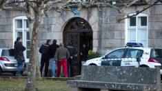Hostal en Baños de Molgas (Orense) donde un hombre ha matado a su padre para suicidarse después (Foto: EFE)