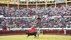 Una corrida de toros. (Foto: AFP)