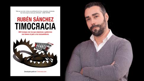 Rubén Sánchez, portavoz de la Facua (Foto: Facua).