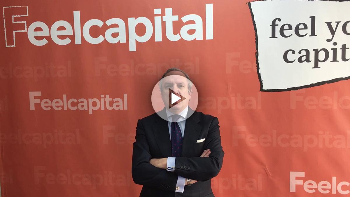El CEO de Feelcapital, Antonio Banda.