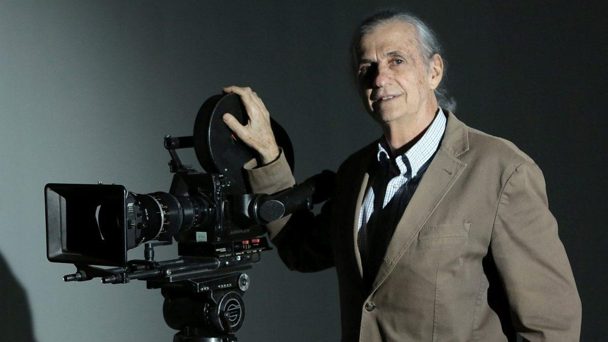 Carlos Oteyza, cineasta venezolano que ha dirigido «El Reventón» (Foto: Casa de América)