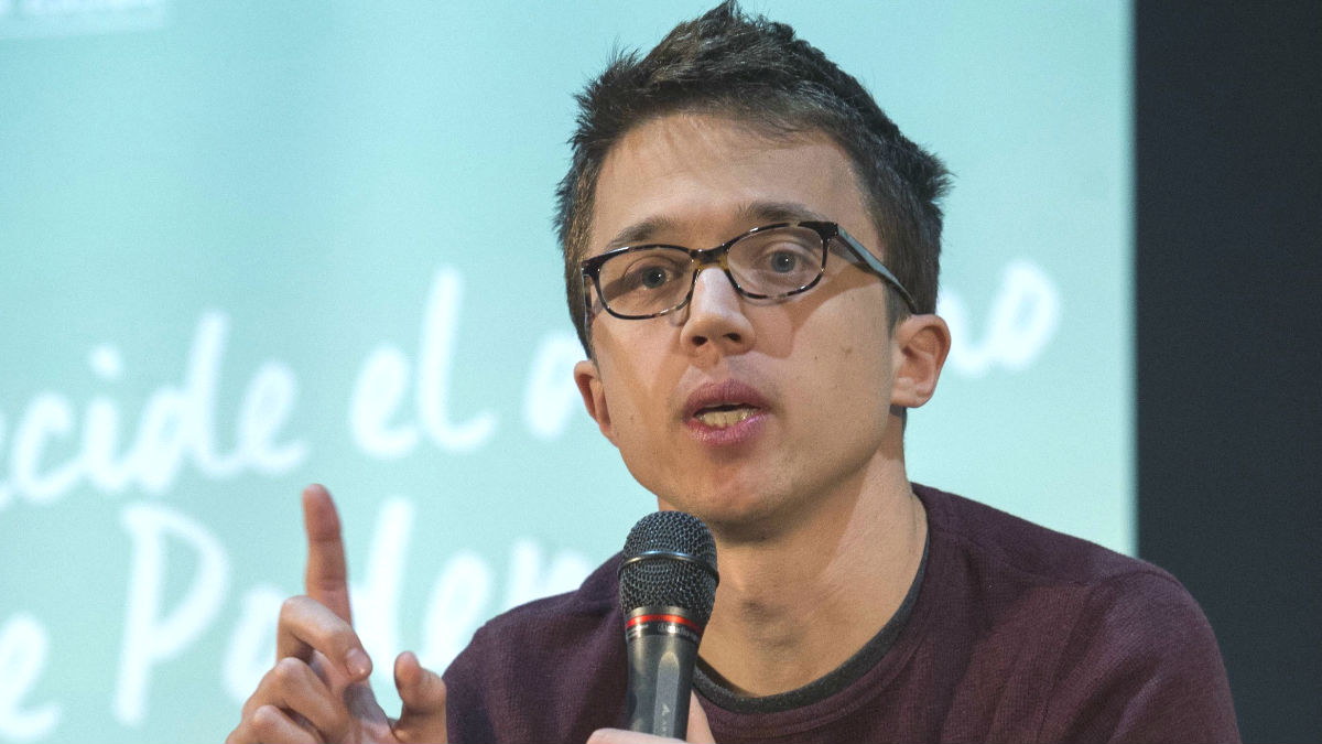 Íñigo Errejón abordó en su tesis doctoral la figura del presidente de Bolivia, Evo Morales. (Foto: EFE)
