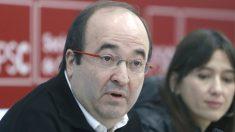 El primer secretario del PSC, Miquel Iceta (Foto: Efe)