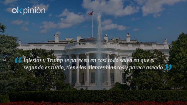Un podemita en la Casa Blanca