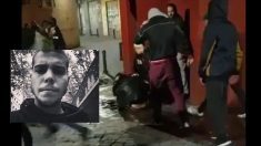 Salvaje agresión a una joven en Murcia por parte de unos antifascistas.