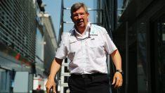 Ross Brawn vuelve a la Fórmula 1 como responsable de la parcela deportiva. (Getty)