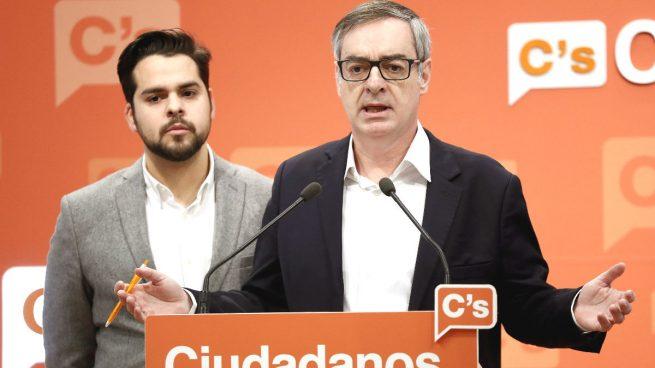 José Manuel Villegas y Fernando de Páramo