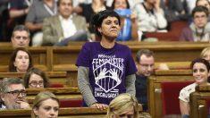 Anna Gabriel. (Foto: AFP)