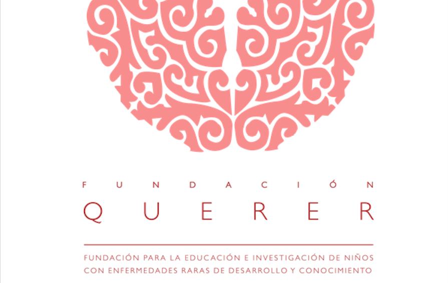 Logo de la Fundación Querer.