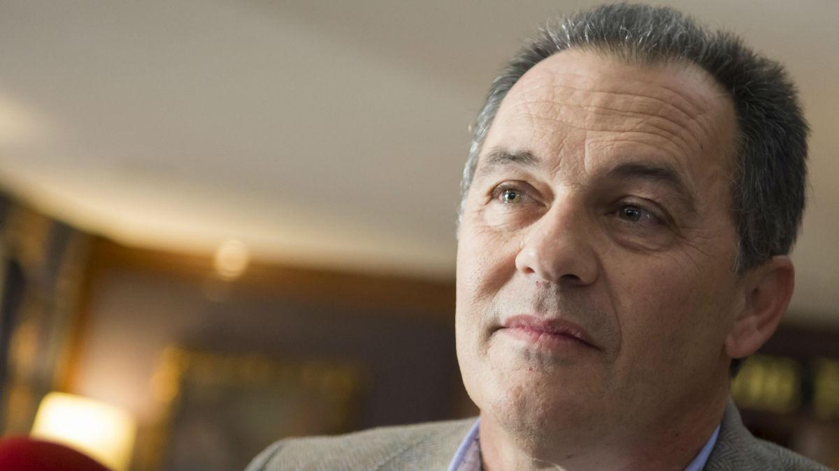 Diego de los Santos, candidato a las primarias de Ciudadanos (Foto: EFE)