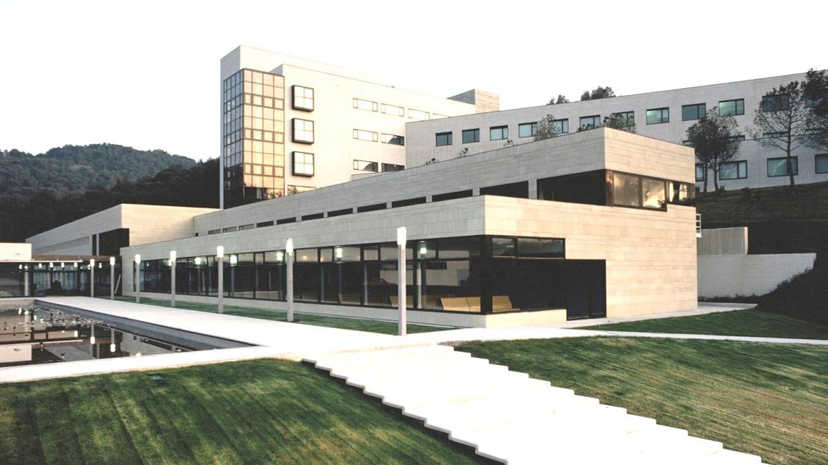 Hospital de Blanes. (Foto: Generalitat)