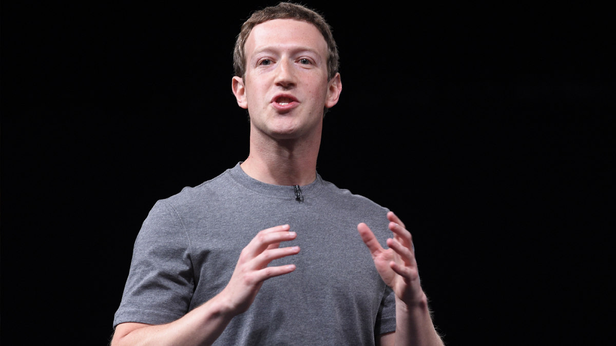 Mark Zuckerberg. (Foto: AFP)