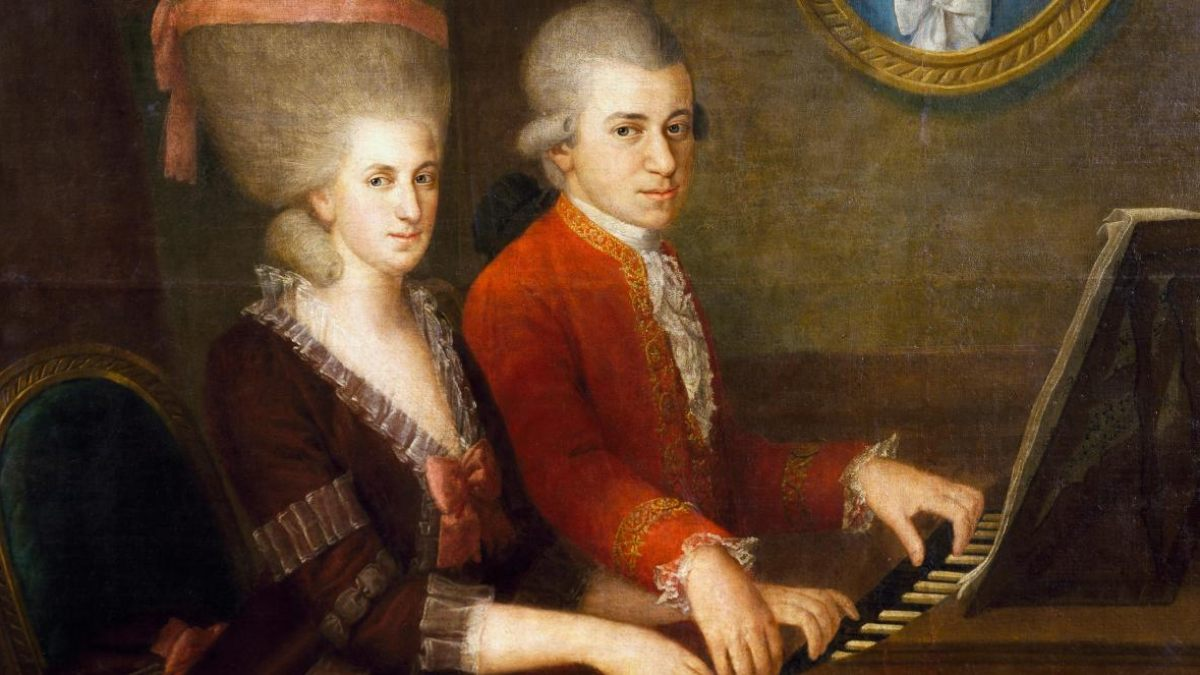 Mozart, maestro del clasicismo